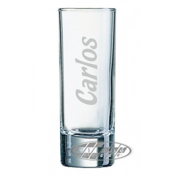Copas grabadas personalizadas con distintas t cnicas de for Vasos chupito personalizados
