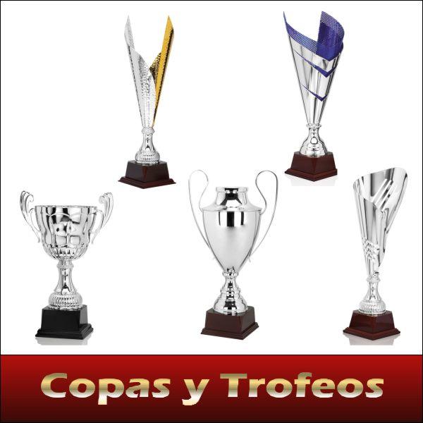 Copas y trofeos deportivos