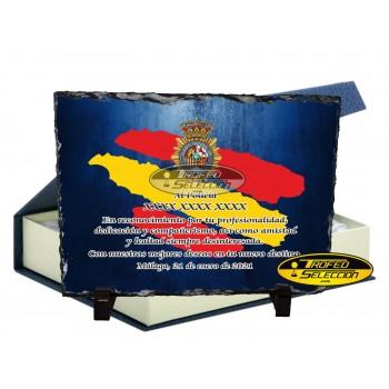 PIZARRA POLICÍA CNP
